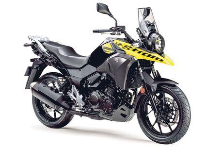 Suzuki DL250 V-Storm Xe Adventure 'gia re' moi - Anh 10