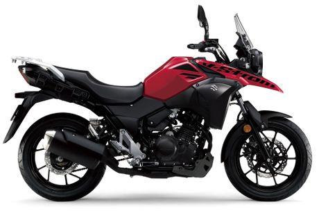 Suzuki DL250 V-Storm Xe Adventure 'gia re' moi - Anh 12