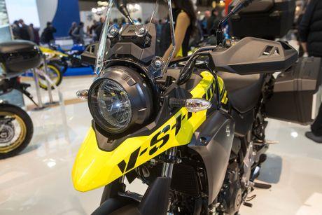 Suzuki DL250 V-Storm Xe Adventure 'gia re' moi - Anh 6
