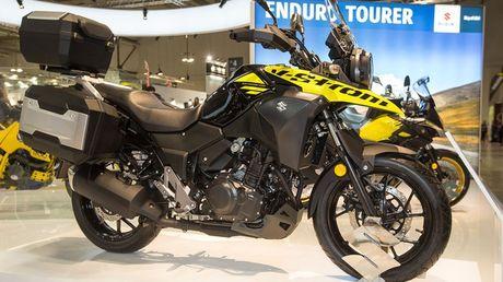 Suzuki DL250 V-Storm Xe Adventure 'gia re' moi - Anh 7
