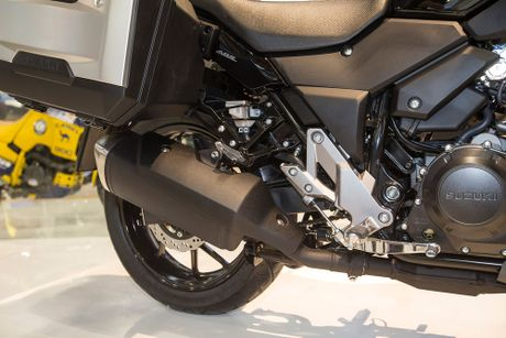 Suzuki DL250 V-Storm Xe Adventure 'gia re' moi - Anh 8