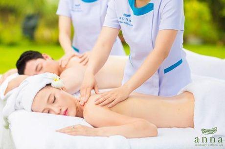 Uu dai mung ngay 20-11 tu Anna Sanctuary Wellness Spa - Anh 3