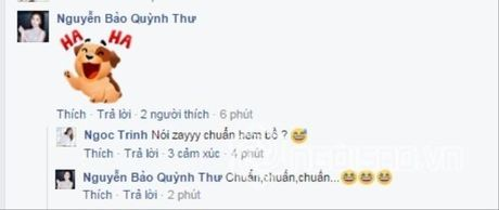 Ngoc Trinh thua nhan photoshop khien doi chan dai - Anh 3
