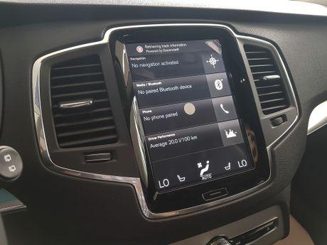 Gia tu 3,4 ti dong, Volvo XC90 co gi de canh tranh Audi Q7 - Anh 4