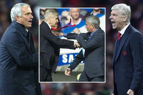 Mourinho, Wenger va chuyen 'Du – Luong thoi @' - Anh 1