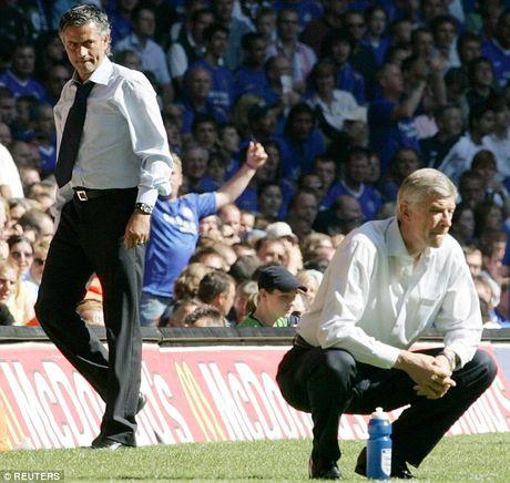 Mourinho, Wenger va chuyen 'Du – Luong thoi @' - Anh 3