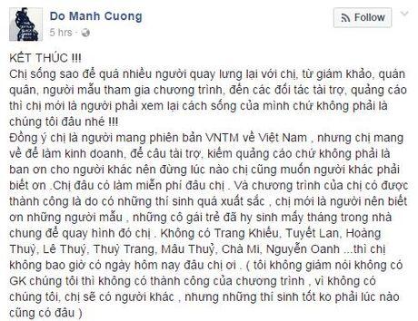 Chan dai va cong ty quan ly doi co, to cao nhau am i; Khanh Thi bi phu huynh to la 'may bao tien' - Anh 2