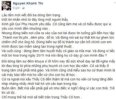 Chan dai va cong ty quan ly doi co, to cao nhau am i; Khanh Thi bi phu huynh to la 'may bao tien' - Anh 4