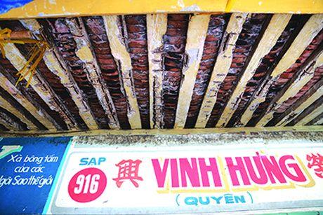Tam dong cua cho co Binh Tay 90 nam tuoi de trung tu - Anh 2