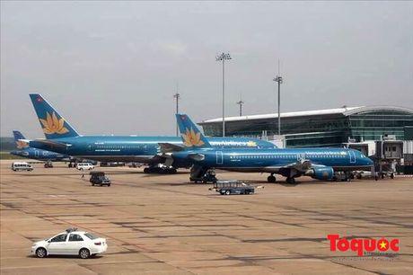 Vietnam Airlines tung 1, 6 trieu ghe 'giai cuu' giao thong hang khong dip Tet Nguyen dan - Anh 1