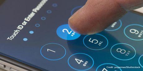 Lo hong tren iPhone khien passcode bi 'qua mat' trong nhay mat - Anh 1