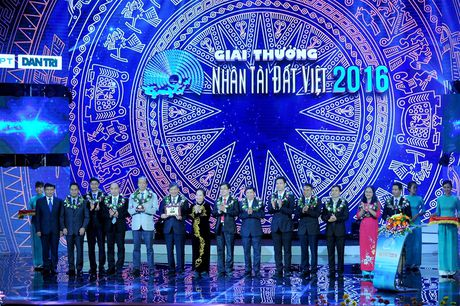 'Nhan tai dat Viet' tien phong tuyen duong khoi nghiep sang tao - Anh 12