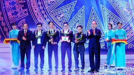 'Nhan tai dat Viet' tien phong tuyen duong khoi nghiep sang tao - Anh 1