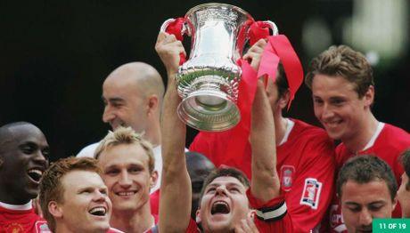 Nhung not thang tram trong su nghiep cua Steven Gerrard - Anh 10