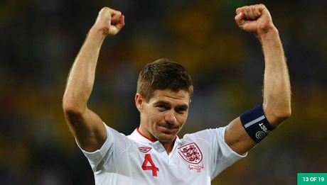 Nhung not thang tram trong su nghiep cua Steven Gerrard - Anh 12