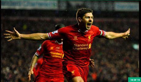 Nhung not thang tram trong su nghiep cua Steven Gerrard - Anh 15