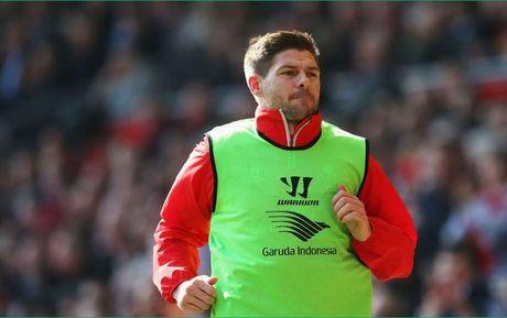 Nhung not thang tram trong su nghiep cua Steven Gerrard - Anh 17
