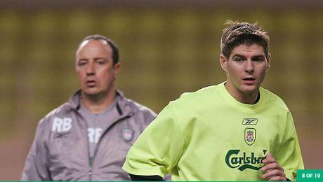 Nhung not thang tram trong su nghiep cua Steven Gerrard - Anh 7