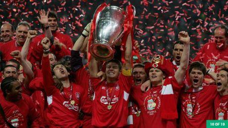 Nhung not thang tram trong su nghiep cua Steven Gerrard - Anh 9