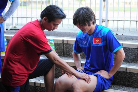Tuan Anh: 'Toi khong co bac si tri chan thuong o Viet Nam' - Anh 1