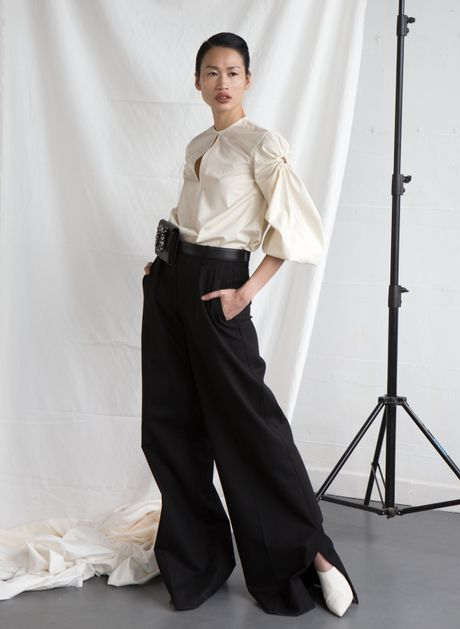 Fashionista Thanh Truc goi y 10 bo canh thanh lich - Anh 4