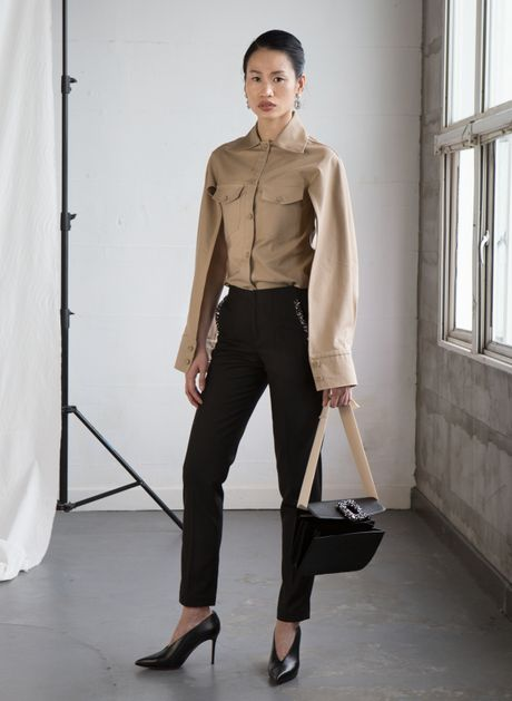 Fashionista Thanh Truc goi y 10 bo canh thanh lich - Anh 6