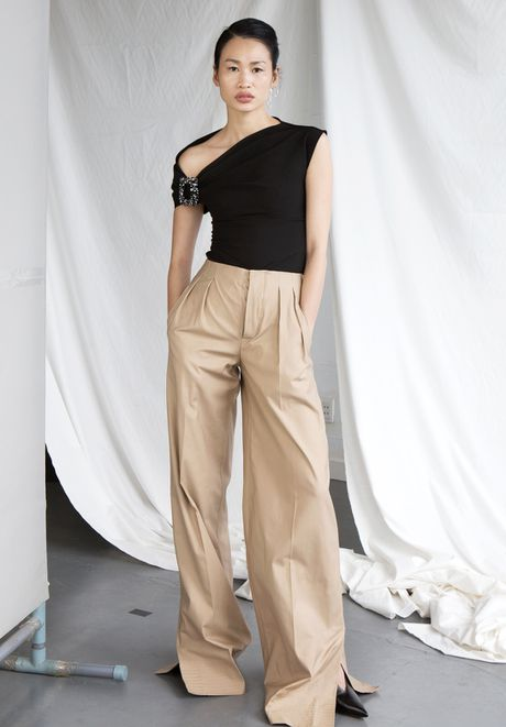 Fashionista Thanh Truc goi y 10 bo canh thanh lich - Anh 8