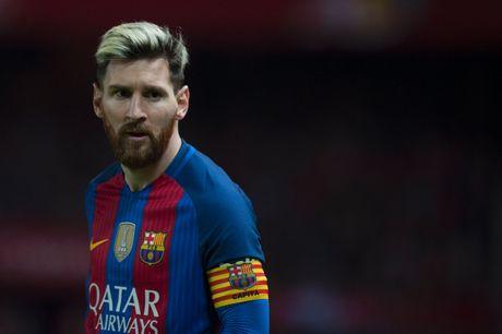 Bravo tao sieu cau thu: Co Messi, co Ro 'beo' - Anh 1