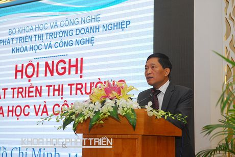 Giai phap phat trien thi truong khoa hoc va cong nghe: Tang do tin cay cho cong nghe trong nuoc - Anh 1