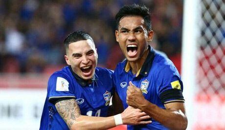 Thai Lan 2-2 Indonesia: Qua nhanh, qua kich tinh (hiep 2) - Anh 1