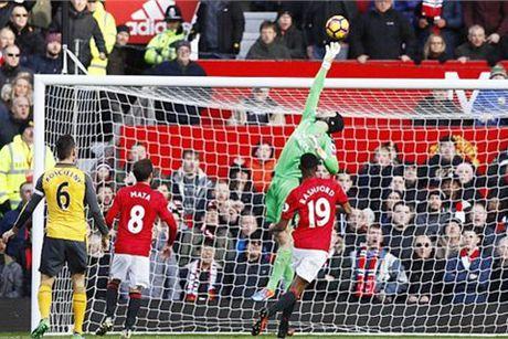 Video ban thang MU 1-1 Arsenal - Anh 1