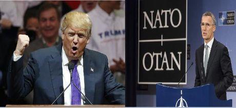 Quan chuc NATO dien dam gi voi Donald Trump? - Anh 1