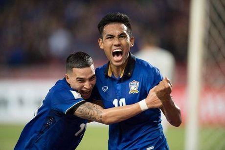 Tin nong bong da toi 19/11: Thai Lan thi uy tai AFF Cup 2016 - Anh 1