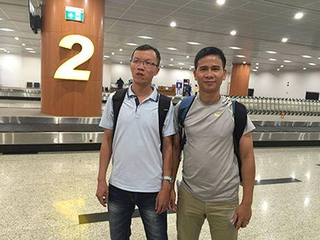 Ghi chep: Khong khi bong da van chua ve Yangon - Anh 1