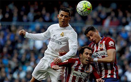 Atletico Madrid - Real Madrid: Bai toan kho cho Zizou - Anh 2