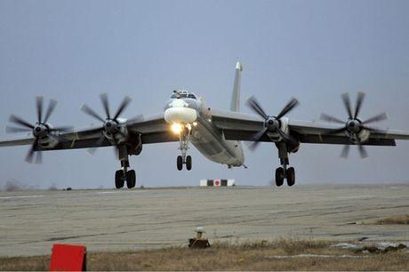 Tu-95 Bear - May bay nem bom chien luoc cua Nga - Anh 1
