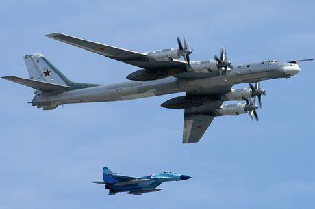Tu-95 Bear - May bay nem bom chien luoc cua Nga - Anh 2