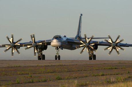 Tu-95 Bear - May bay nem bom chien luoc cua Nga - Anh 3