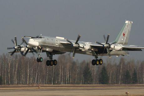 Tu-95 Bear - May bay nem bom chien luoc cua Nga - Anh 4