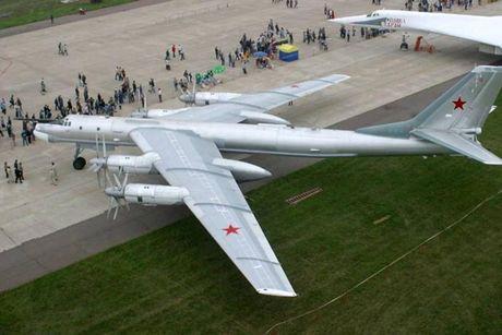 Tu-95 Bear - May bay nem bom chien luoc cua Nga - Anh 9