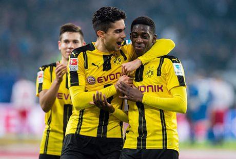 Dortmund - Bayern: Sieu kinh dien nuoc Duc - Anh 2