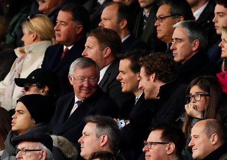 Truc tiep MU 0-0 Arsenal: Day nhanh toc do - Anh 1