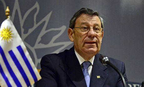 Ngoai truong Uruguay: Venezuela se mat quyen bo phieu o Mercosur - Anh 1