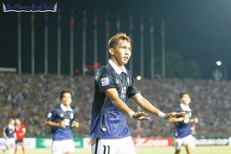 Ket qua Malaysia - Campuchia 3-2: Ruot duoi ty so kich tinh - Anh 1