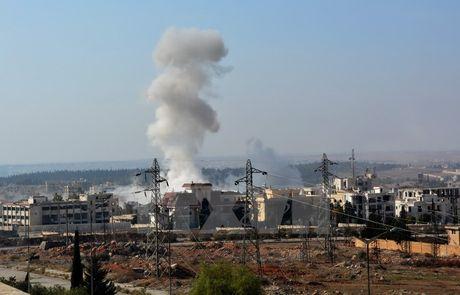 Syria thang thung bac bo de xuat quyen tu tri cho phien quan o Aleppo - Anh 1