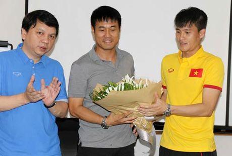 TRUC TIEP Viet Nam 0 - 0 Myanmar (H1) - Anh 3