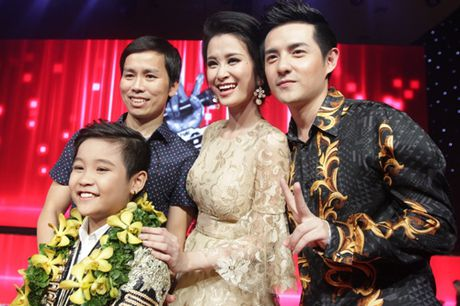 Cuoc song thay doi cua quan quan The Voice Kids 2016 Nhat Minh - Anh 1