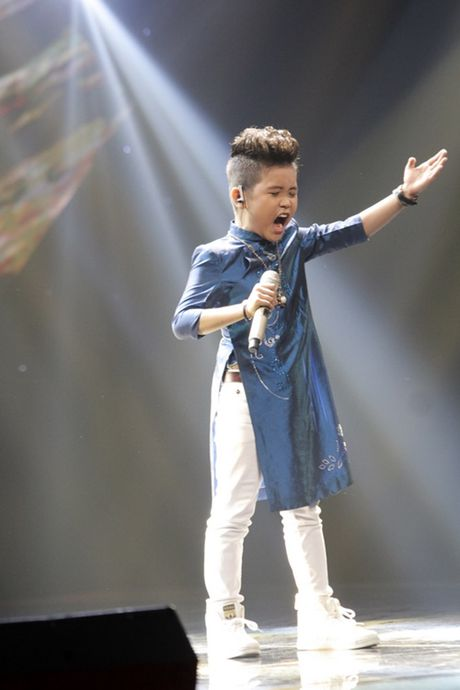 Cuoc song thay doi cua quan quan The Voice Kids 2016 Nhat Minh - Anh 2