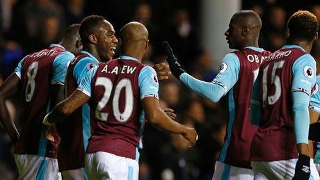 Lap cu dup trong 2 phut, Harry Kane 'keo' Tottenham nguoc dong kich tinh truoc West Ham - Anh 1