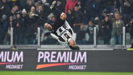 Giu suc cho cac tru cot, Juventus van thang de Pescara tren san nha - Anh 3